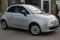 USED 2012 12 FIAT 500 1.2 Pop 3dr [Start Stop] IDEAL FIRST CAR
