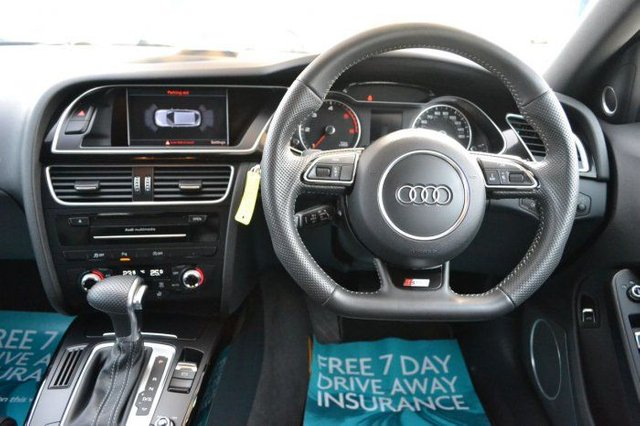 USED 2014 14 AUDI A4 3.0 TDI Black Edition Plus S Tronic Quattro 5dr