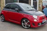 USED 2015 15 ABARTH 595 1.4 T-Jet Competizione 3dr MONZA EXHAUST