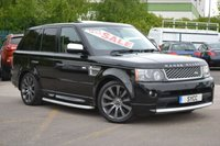 USED 2010 10 LAND ROVER RANGE ROVER SPORT 3.6 TDV8 Autobiography LE Sport 5dr CommandShift
