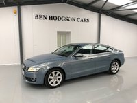 USED 2010 10 AUDI A5 2.7 SPORTBACK TDI SE 5d AUTO 187 BHP BLUETOOTH, PARK ASSIST, LEATHER
