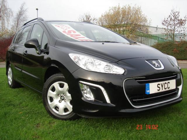 2013 13 PEUGEOT 308 1.6 HDi 92 Access 5dr