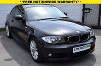 2009 BMW 1 SERIES 2.0 120D M SPORT 2d 175 BHP £6250.00