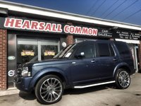 USED 2008 08 LAND ROVER DISCOVERY 2.7 3 TDV6 5d AUTO 188 BHP