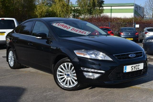 2014 14 FORD MONDEO 1.6 TDCi Eco Zetec Sat Nav Business Edition 5dr [SS]