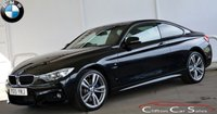 2015 BMW 4 SERIES 435d X-DRIVE M-SPORT COUPE AUTO 308 BHP £SOLD