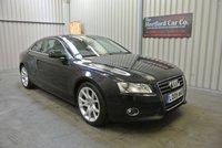 2009 AUDI A5 2.0 TDI SPORT 2d 168 BHP £7995.00