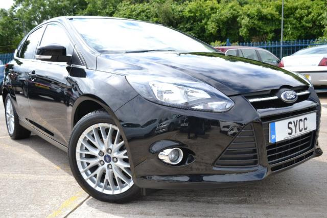 2013 13 FORD FOCUS 1.0 Ecoboost ZETEC Appearance Pack
