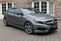 2013 MERCEDES-BENZ A CLASS 2.0 A45 AMG 4MATIC 5d AUTO 360 BHP £21950.00