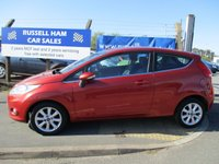 USED 2009 59 FORD FIESTA 1.4 ZETEC 16V 3d 96 BHP 2 Former Keepers.New MOT & Full Service Done on purchase + 2 Years FREE Mot & Service Included After . 3 Months Russell Ham Quality Warranty . All Car's Are HPI Clear . Finance Arranged - Credit Card's Accepted . for more cars www.russellham.co.uk  - Owners book pack .