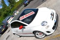 USED 2011 11 ABARTH 500 1.4 T-Jet 2dr Auto