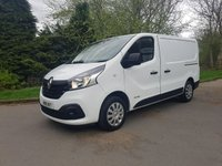 2015 RENAULT TRAFIC 1.6 SL29 BUSINESS PLUS ENERGY DCI L/R  5Door 120 BHP £9450.00