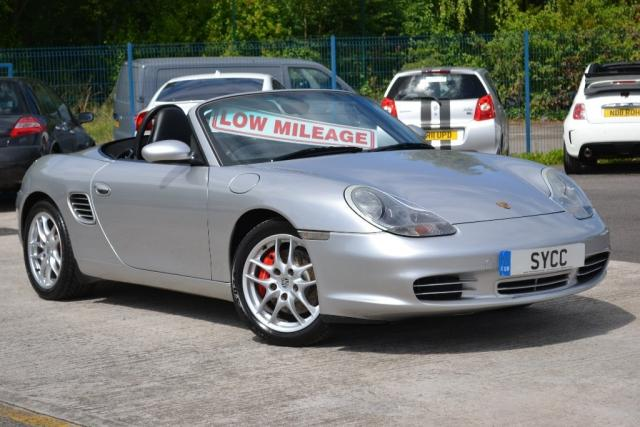 USED 2004 M PORSCHE BOXSTER 3.2 S [260] 2dr 6 MONTHS WARRANTY ~ 6 MONTHS BREAKDOWN COVER ~ 12 MONTHS MOT