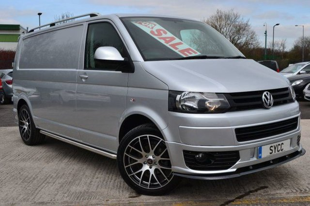 2015 15 VOLKSWAGEN TRANSPORTER 2.0 TDI 102PS Sportline Kit Highline Van