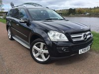 USED 2008 08 MERCEDES-BENZ GL CLASS 3.0 GL320 CDI 5d 222 BHP **OVER £5000 EXTRAS**
