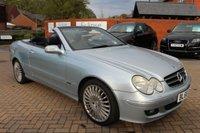 2007 MERCEDES-BENZ CLK 1.8 CLK200 KOMPRESSOR AVANTGARDE 2d AUTO 161 BHP £5995.00