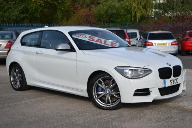 USED 2012 62 BMW 1 SERIES 3.0 M135i M Performance 3dr