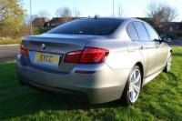 USED 2013 13 BMW 5 SERIES 2.0 520d M Sport 4dr