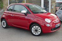 2013 FIAT 500 1.2 Colour Therapy 3dr £5395.00