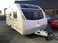 2018 SWIFT ACE VICEROY 4 Berth Touring Caravan £12995.00