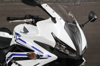 USED 2016 16 HONDA CBR500  RA-G  ALL TYPES OF CREDIT ACCEPTED OVER 500 BIKES IN STOCK