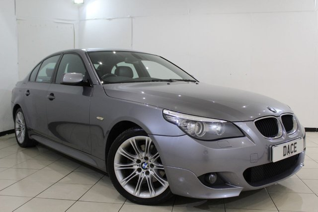 View our 2008 58 BMW 5 SERIES 2.0 520D M SPORT 4DR 175 BHP