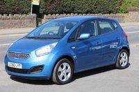 2010 KIA VENGA 1.4 2 5d 89 BHP £3995.00