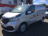 USED 2014 64 RENAULT TRAFIC 1.6 SL27 SPORT ENERGY DCI S/R P/V 1d 120 BHP