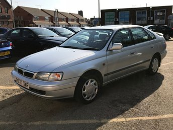 View our TOYOTA CARINA