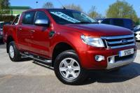2015 FORD RANGER 2.2 TDCi 150 4WD £15499.00