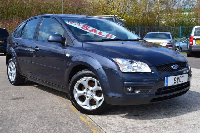 2008 57 FORD FOCUS 1.6 Style 5dr