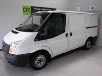 2012 FORD TRANSIT 2.2 280 LR 1d 99 BHP £7990.00