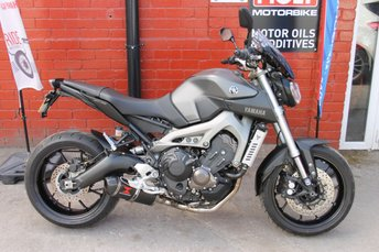 View our YAMAHA MT 09