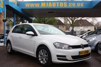2013 VOLKSWAGEN GOLF 1.4 SE TSI BLUEMOTION TECHNOLOGY 5dr 120 BHP £8795.00