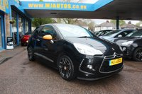 2014 CITROEN DS3 1.2 DSIGN BY BENEFIT 3dr 82 BHP £7395.00