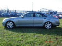 USED 2009 09 MERCEDES-BENZ S CLASS 3.0 S320 CDi 4dr 7G Auto