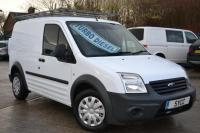 2013 FORD TRANSIT CONNECT 1.8 Low Roof Van TDCi 90ps £4499.00