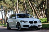 2011 BMW 1 SERIES 2.0 120D SPORT 5d 181 BHP