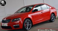 2014 SKODA OCTAVIA 2.0TDi VRS 5 DOOR 6-SPEED 181 BHP £13990.00