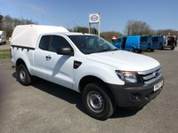 2013 FORD RANGER 2.2 XL 4X4 2.2TDCi 150 Double Cab  £11995.00