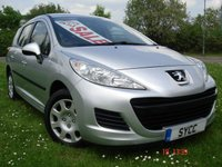 2010 PEUGEOT 207 1.6 HDi 92 S 5dr [AC] £4000.00