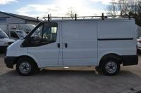 USED 2014 63 FORD TRANSIT 2.2 Low Roof Van TDCi 100ps