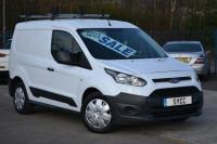 USED 2014 14 FORD TRANSIT CONNECT 1.6 TDCi 95ps Van (CHOICE OF 4 STARTING FROM £5999 + VAT)