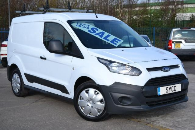 2014 14 FORD TRANSIT CONNECT 1.6 TDCi 95ps Van