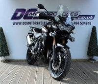 2012 TRIUMPH TIGER EXPLORER 1215 ABS £6895.00