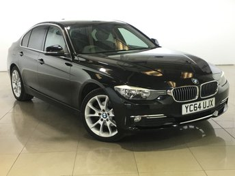 2014 BMW 3 SERIES 2.0 320D LUXURY 4d 184 BHP £14990.00