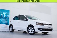 USED 2012 61 VOLKSWAGEN POLO 1.4 MATCH 5d 83 BHP Aux Connection, Just Serviced