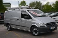 USED 2011 61 MERCEDES-BENZ VITO 2.1 113CDI Van Long Wheel Base