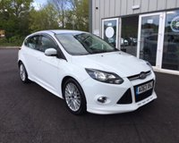 USED 2014 63 FORD FOCUS 1.6 TDCI ZETEC S 115 BHP THIS VEHICLE IS AT SITE 1 - TO VIEW CALL US ON 01903 892224