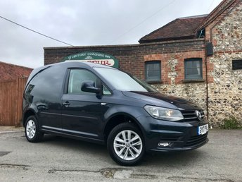 2017 VOLKSWAGEN CADDY 2.0 C20 TDI HIGHLINE 1d 101 BHP £14995.00